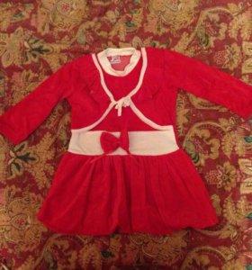 Платья для малышей до 1,5 лет