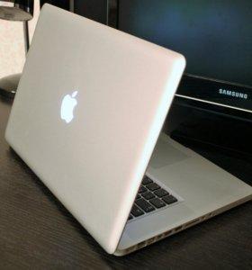 """Macbook Pro 15"""" mid 2012 core i7 16gb SSD"""
