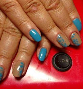 Покрытие ногтей Shellac
