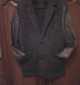 Мужской пиджак новые