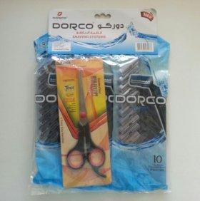 """Комплект бритв """"Dorco"""""""