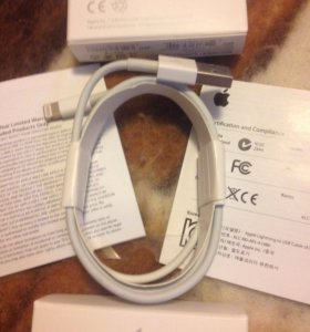 Lightning iPhone cable 5,6,iPad,original