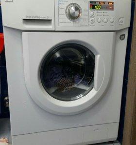 Стиральная машина автомат LG 5кг