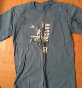 Официальная футболка Лиги Чемпионов 2008 adidas