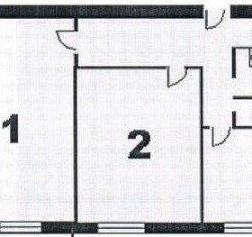 Квартира 43,2 м2