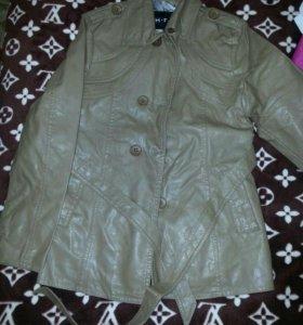 Куртка на весну 6-8 лет
