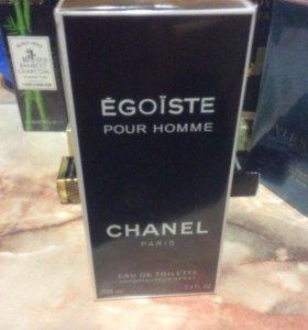 Chanel - Egoiste pour homme (муж) 100 ml (чёрный)