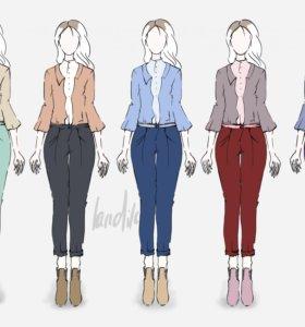 Авторская одежда на заказ