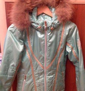 Зимняя куртка 152
