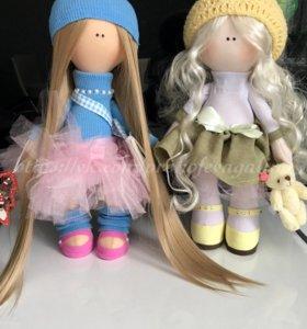 Куклы Коннэ ручной работы