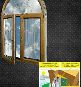 Окна. Двери. Балконы