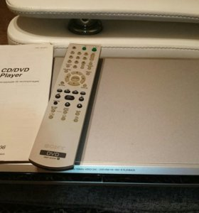 Cd-dvd Player Sony