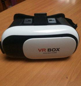 Очки виртуальной реальности VR BOX (Новые).