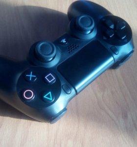 Геймпад PlayStation4 DualShock4 Black