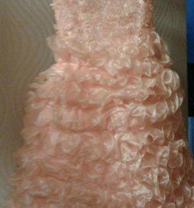 Платье + подъюбник