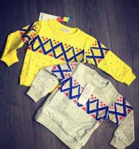 Кофта (пуловер) детская