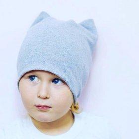 Трикотажные шапочки