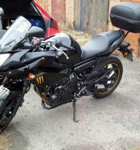 Продам мотоцикл Yamaha