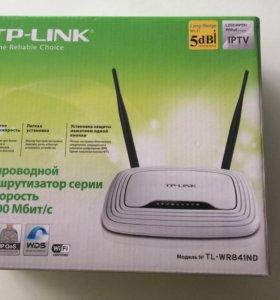 Роутер TP-link tl-wr841nd
