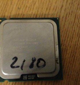 Процессор Intel Dual Core E2180 socket 775