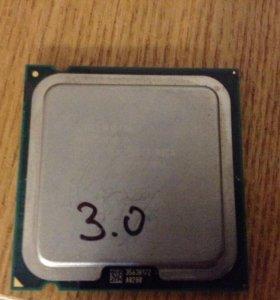 Процессоры Intel Pentium D socket 775