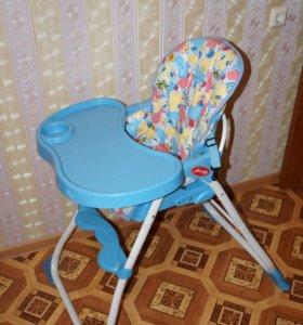 Детский стул-столик для кормления б/у