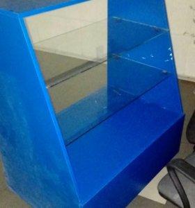 Оборудование для бизнеса - витрины