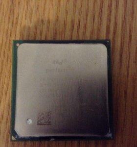 Процессор Intel Pentium 4 socket 478