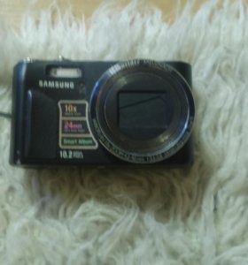 Фотоаппарат, Samsung WB500