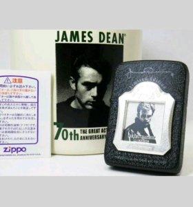 Zippo James Dean 70th anniversary replica 1941