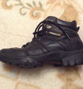 Ботинки зимние 36