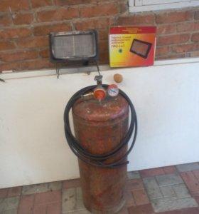 Отопитель газовый