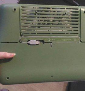 Подставка для ноутбука с вентилятором