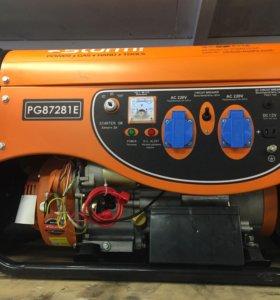 Генератор бензиновый 2.5 кВт 2.8 кВт