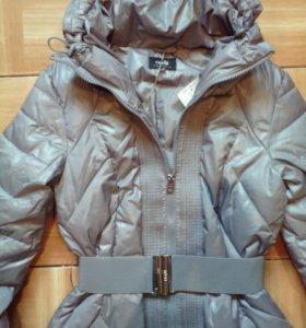Новое пальто 44р