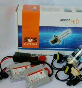 Комплект ксенона H7 SVS Slim AC 35W 9-16V