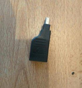 Переходник mini DisplayPort - DisplayPort