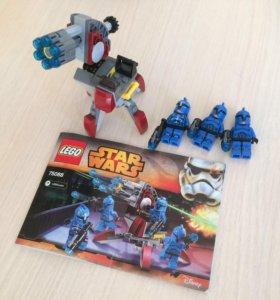 LEGO STAR WARS Элитное подразделение