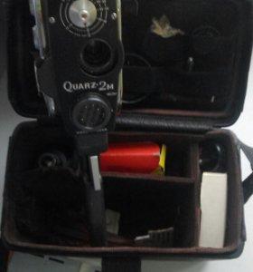 Кинокамера Кварц 2М
