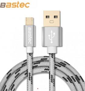 Кабель micro USB, для смартфонов, планшетов.