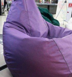 """Кресло мешок """"Груша XL"""" ткань новый Оксфорд."""