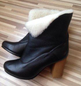 Полусапоги ( ботинки ) зимние