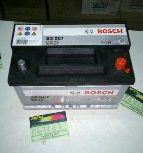 Аккумулятор BOSCH 70 А/ч