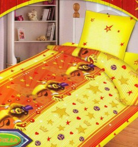 Детское постельное бельё Непоседа