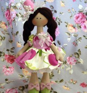 дизайн куклы ручной работы