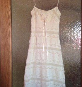 Нежное платье Франция