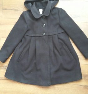 Пальто для девочки👧