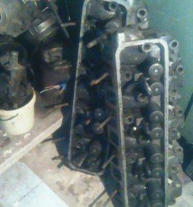 Двигатель газ53 без блока с навесным