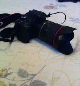 DSLR фотокамера