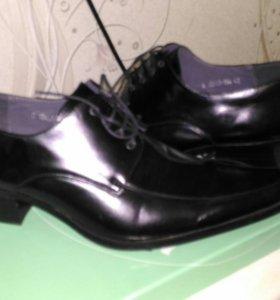 Туфли мужские 41-42